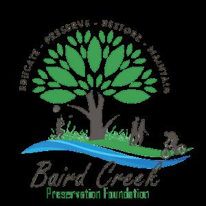 Baird Creek Preservation Foundation Logo