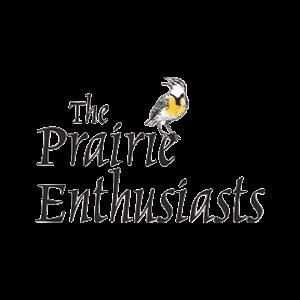 The Prairie Enthusiasts Logo