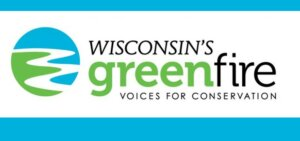 The WI Green Fire Logo