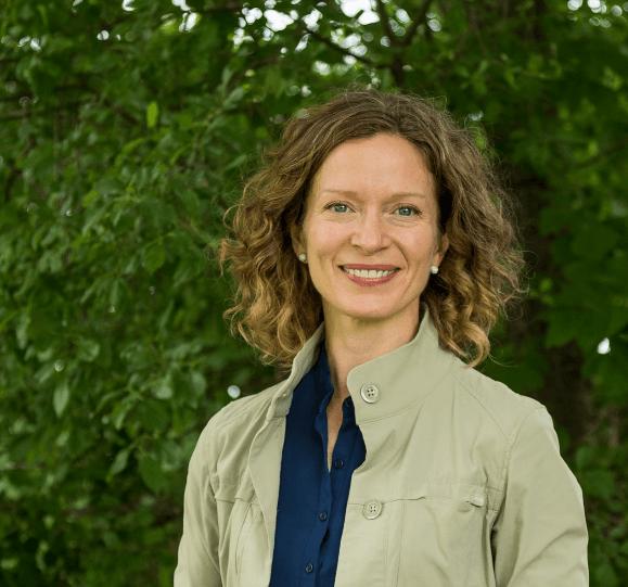 Elizabeth Koehler advocates for the Knowles-Nelson Stewardship Program