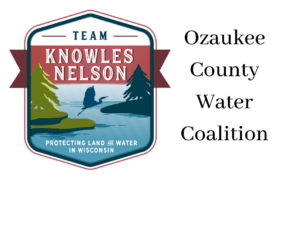 Ozaukee County Water Coalition supports Team Knowles Nelson.