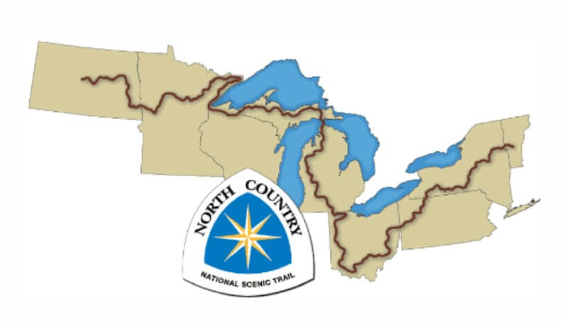 The North Country Trail Alliance supports Team Knowles Nelson